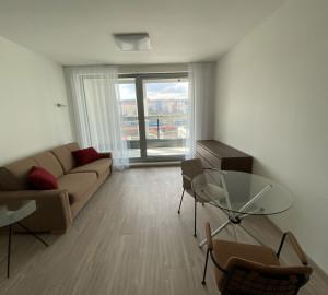 Prodej bytu 1+kk, 32 m2 - Kurta Konráda, Harfa Design Residence, Praha 9