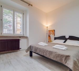 Prodej bytu 1+kk, 31 m2 - Baranova, Praha 3