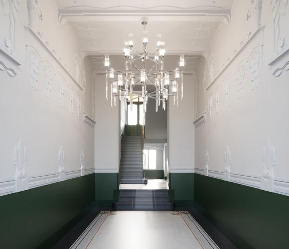 Prodej bytu 3+kk, 142 m2 - Mánesova, Královské Vinohrady, Praha 2