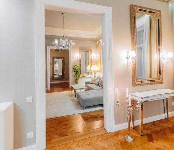 Rent flat 3+1, 135 m2 - Dittrichova, Prague 2