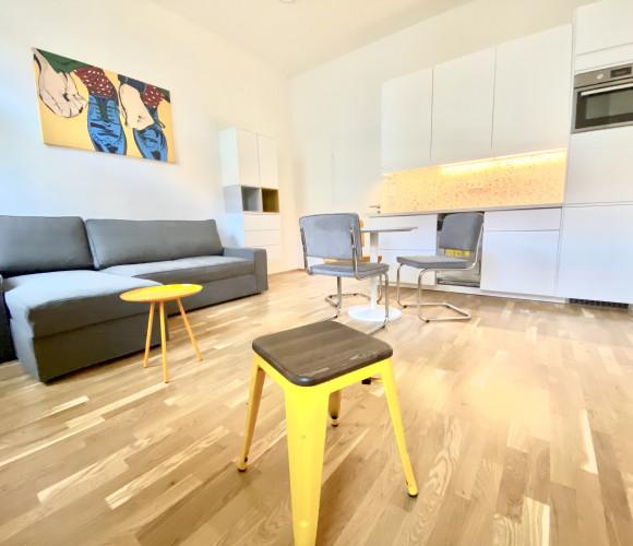 Аренда квартиры 1+kk, 32 m2 - Legerova