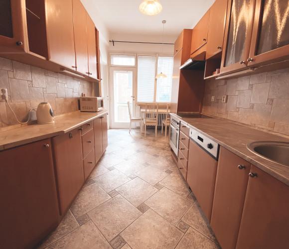 Rent flat 3+1, 89 m2 - Krakovská, Prague 1