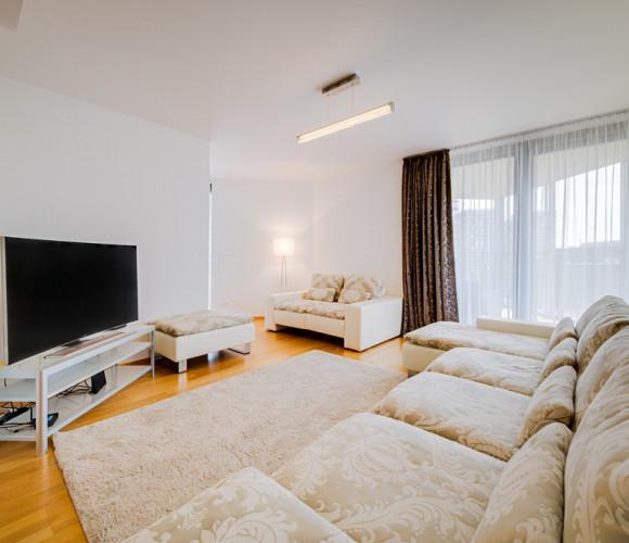 Prodej bytu 3+kk, 103 m2 - Malešická, Praha 3