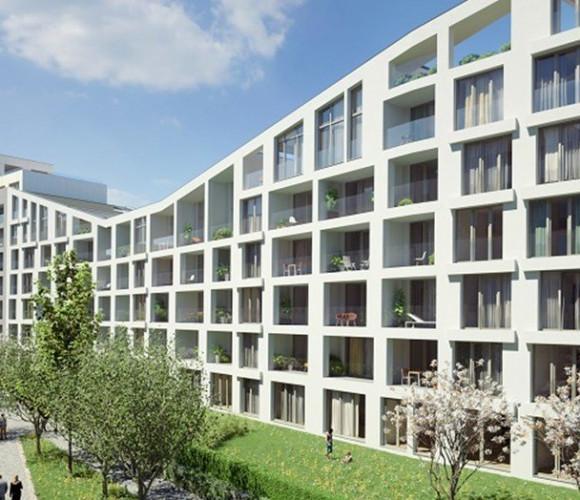 For sale flat 2+kk, 49 m2 - Rohanské nábřeží