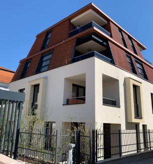 Продажа квартиры 4+kk, 112 m2 - Pod Havránkou, Резиденция Troja, Прага 7, Pod Havránkou