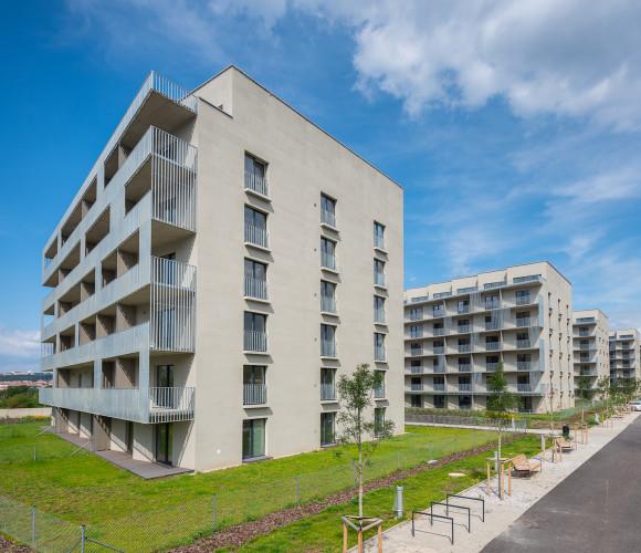 Pronájem bytu 2+kk, 37 m2 - Novovysočanská, Praha 9