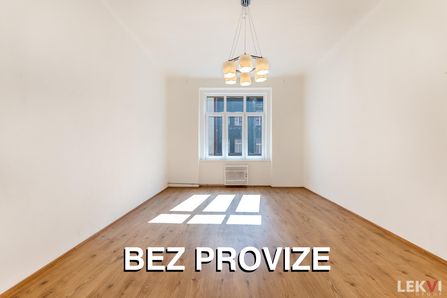 Rent flat 3+kk, 75 m2 - Kolínská, Prague 3