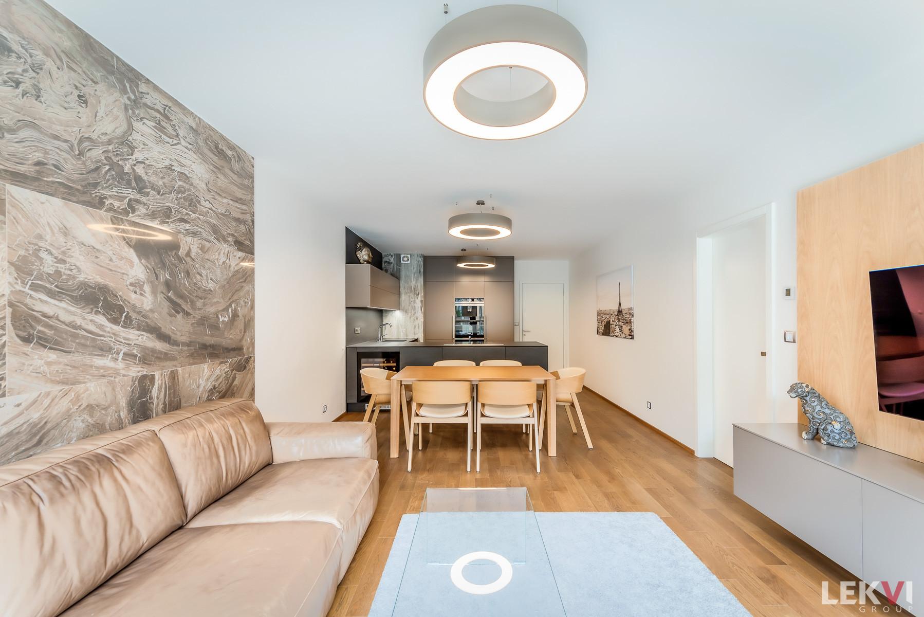 For sale flat 4+kk, 115 m2 - U Nikolajky, Prague 5