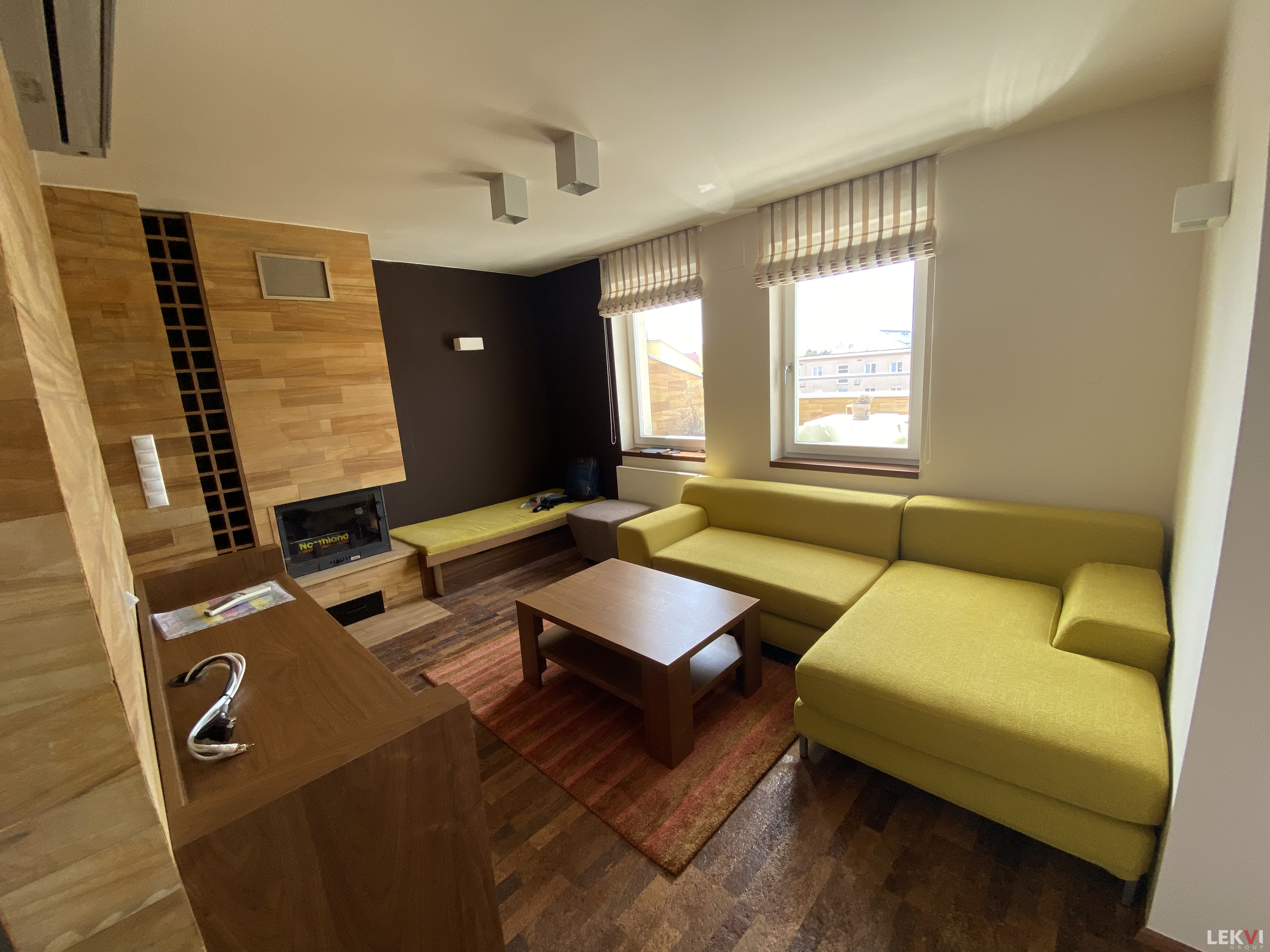 For sale flat 2+kk, 60 m2 - Dvořákova,