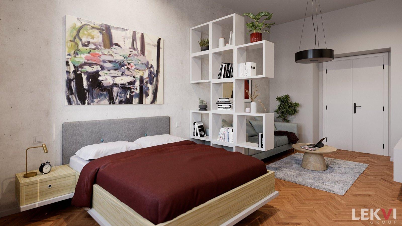 Prodej bytu 2+1, 60 m2 - Sokolovská, Praha 8