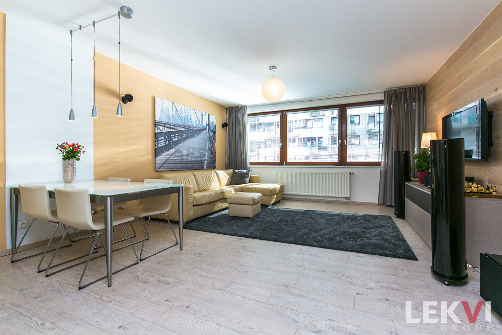 Prodej bytu 3+kk, 69 m2 - Poupětova, Praha 7