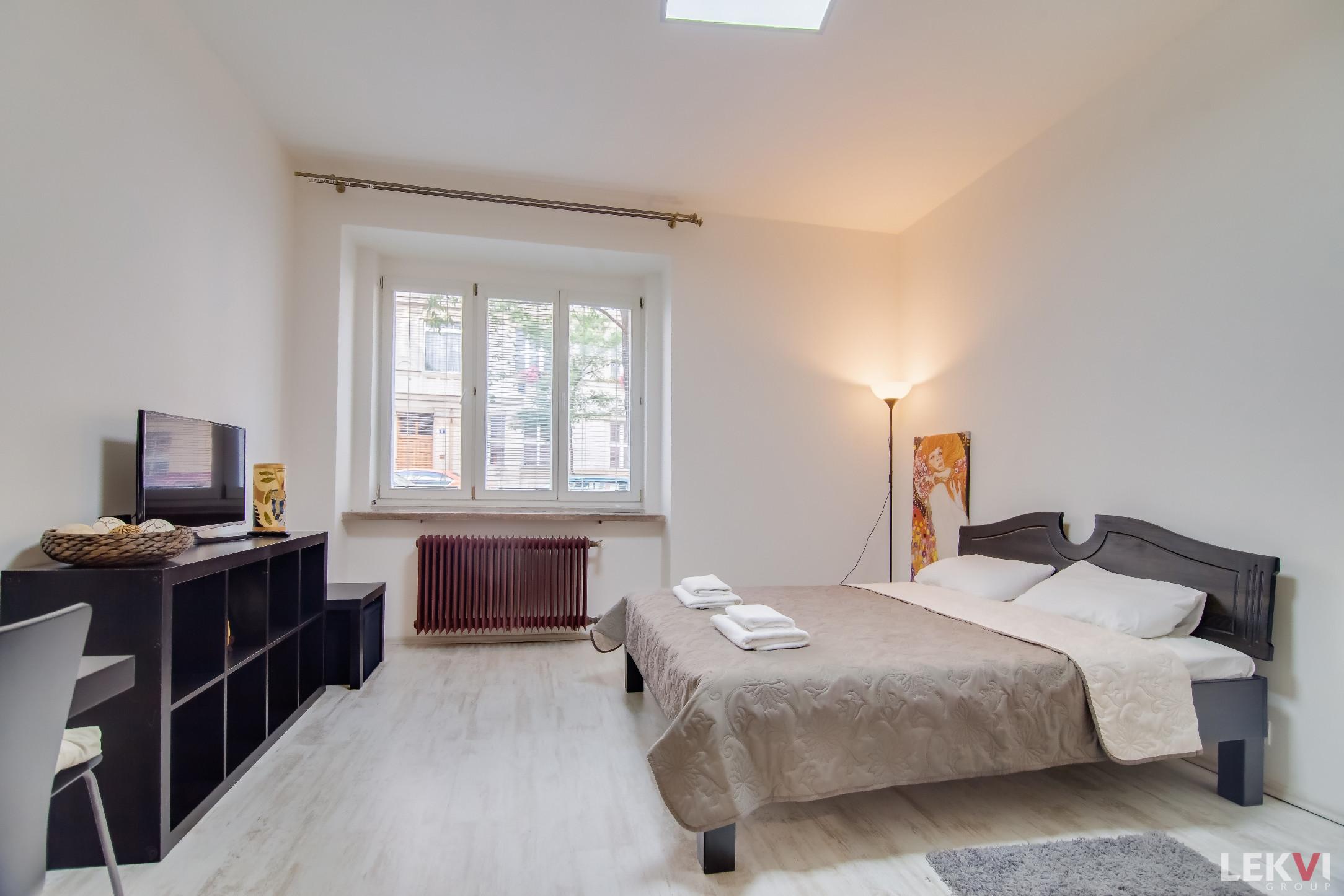 For sale flat 1+kk, 31 m2 - Baranova, Prague 3